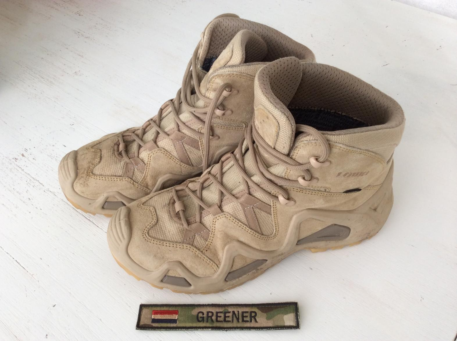 Review] Lowa Zephyr GTX mid Reviews Preppers.nl Forum